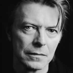 David Bowie is listed (or ranked) 20 on the list Celebrities Who Are Secret Geeks