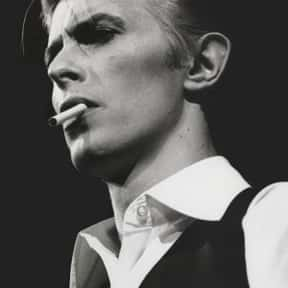 David Bowie is listed (or ranked) 5 on the list The Best Rock Vocalists