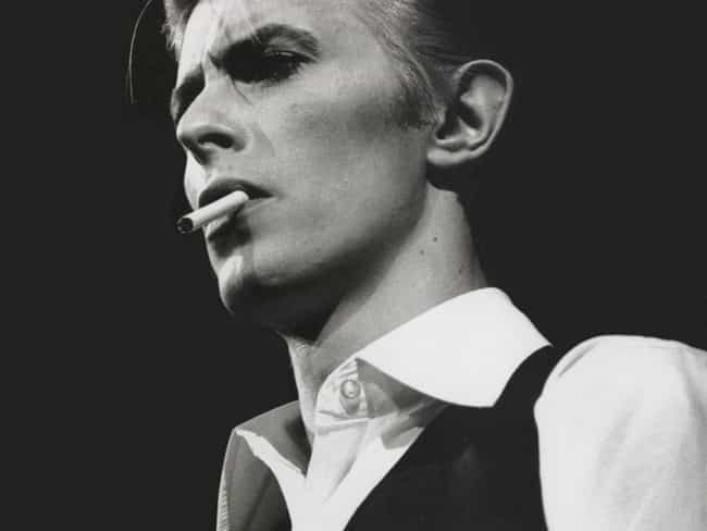 David Bowie is listed (or ranked) 4 on the list 30 of the Most Famous Recluses