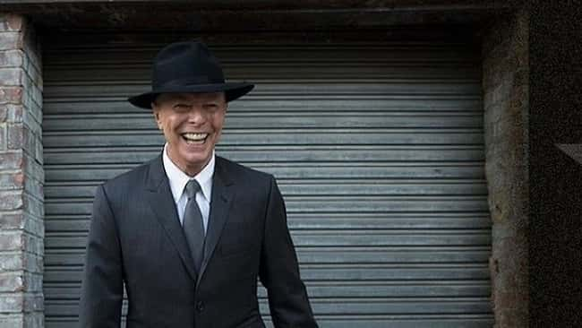 David Bowie is listed (or ranked) 7 on the list The Last Known Photos of 52 Famous People