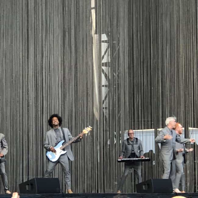David Byrne is listed (or ranked) 4 on the list Shaky Knees Festival 2018 Ranked and Reviewed