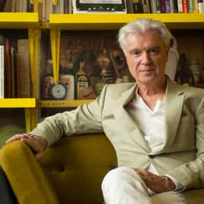 David Byrne is listed (or ranked) 19 on the list Famous Guitar Players from United Kingdom