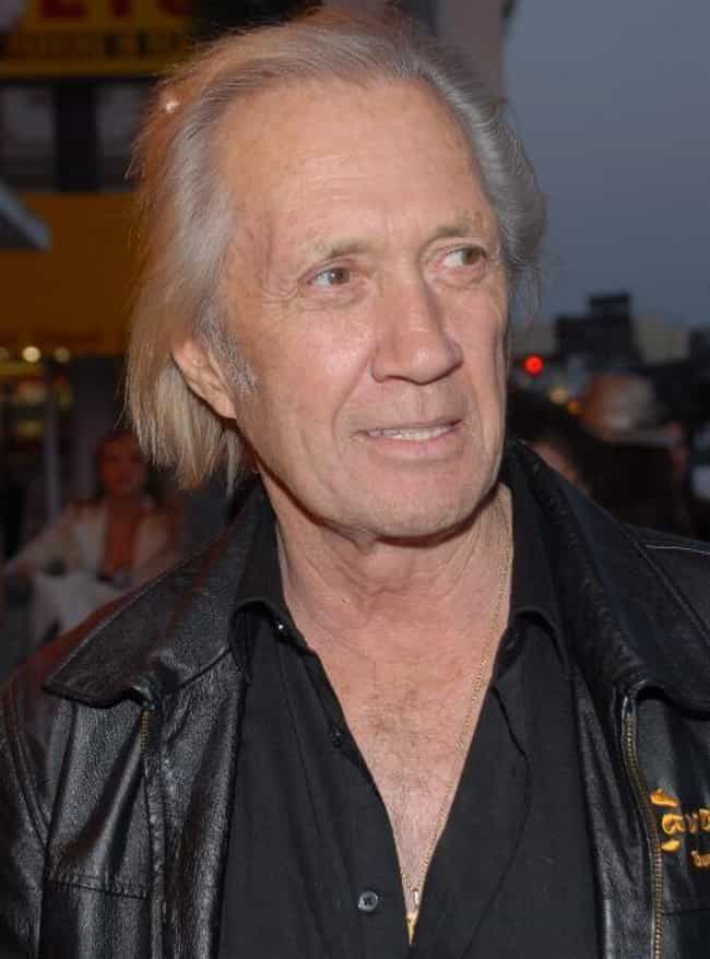 David Carradine is listed (or ranked) 1 on the list Famous People Who Died of Auto-Erotic Asphyxiation