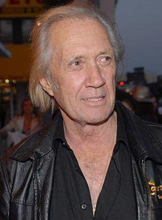David Carradine is listed (or ranked) 4 on the list 27 Infamous Celebrity Murders That Remain Unsolved To This Day