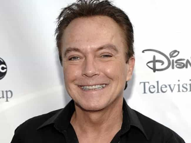 David Cassidy is listed (or ranked) 4 on the list Celebrity Arrests 2013: Celebrities Arrested in 2013