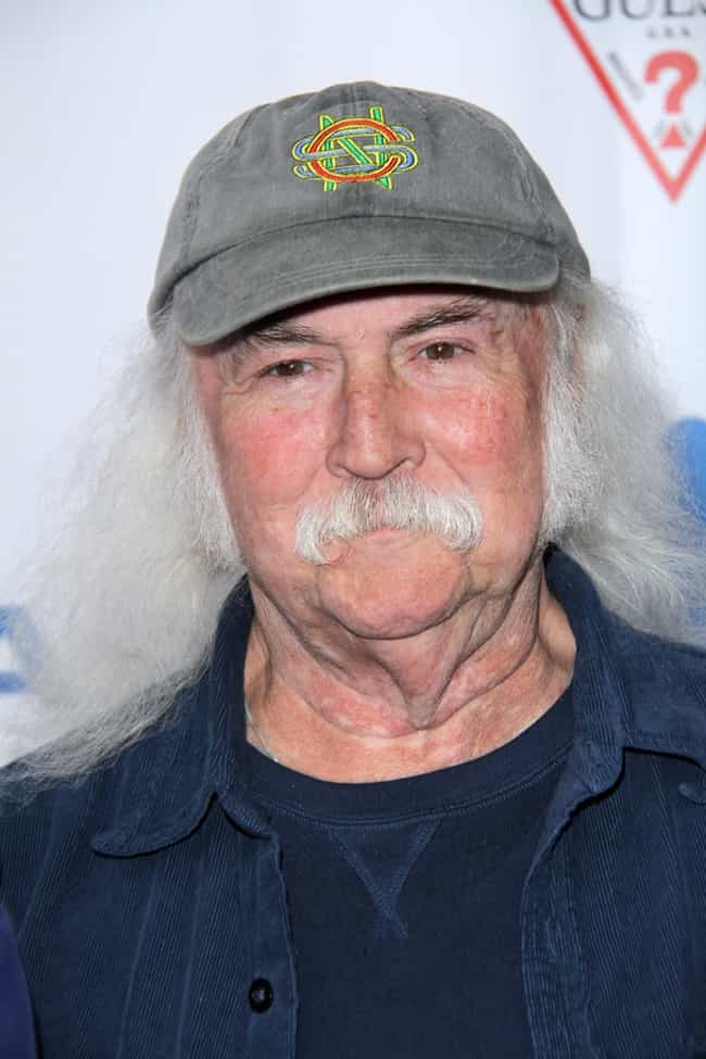 David Crosby is listed (or ranked) 2 on the list Famous Friends of Val Kilmer
