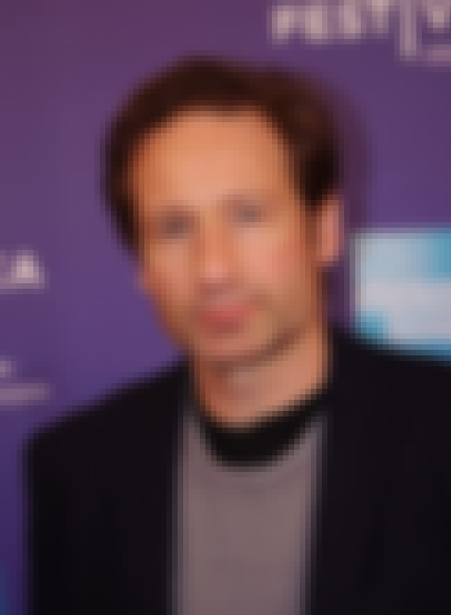 David Duchovny is listed (or ranked) 8 on the list Famous Friends of Adam Sandler