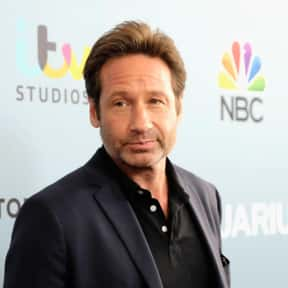 David Duchovny is listed (or ranked) 16 on the list TV Actors from New York
