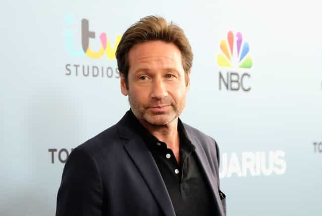 David Duchovny is listed (or ranked) 4 on the list Famous People Born in 1960