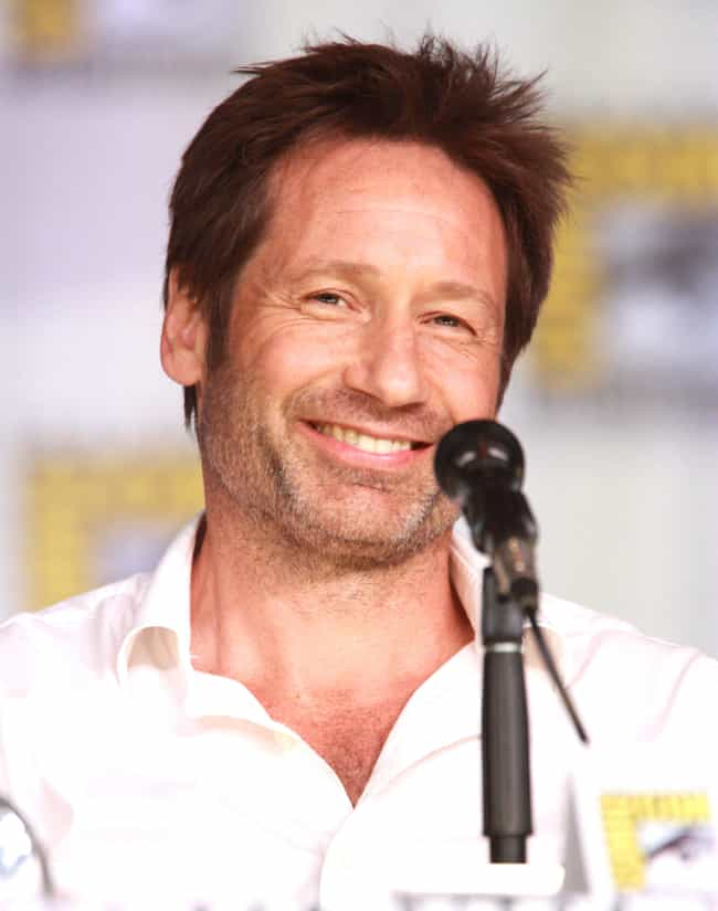 David Duchovny is listed (or ranked) 2 on the list 20 Famous People With Master's Degrees