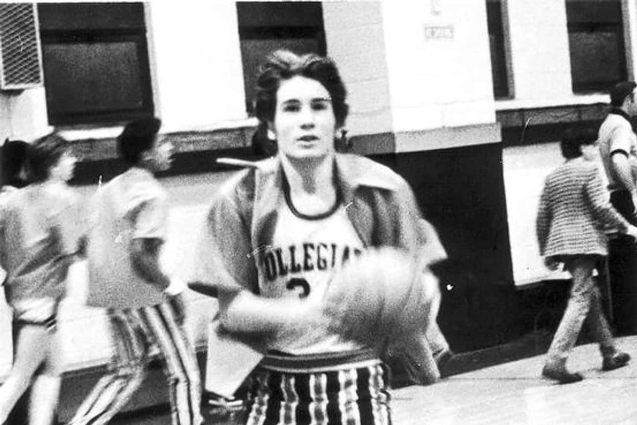 David Duchovny is listed (or ranked) 4 on the list Celebrities Who Played High School Basketball