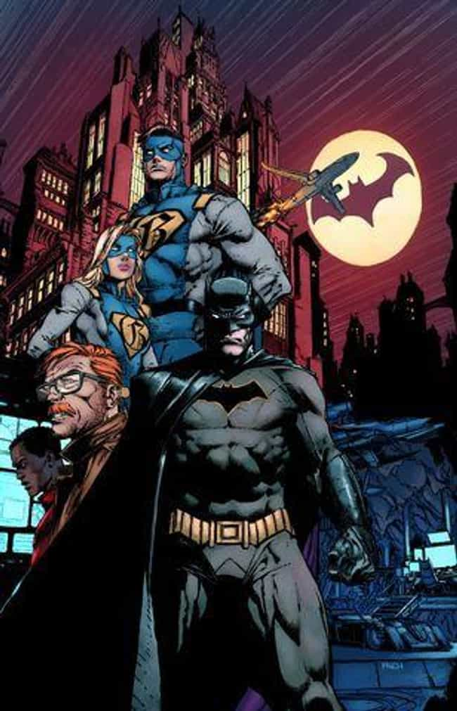 David Finch is listed (or ranked) 4 on the list The Greatest Batman Artists of All Time