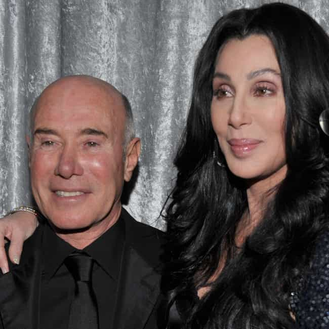David Geffen is listed (or ranked) 3 on the list Men Who Cher Has Dated