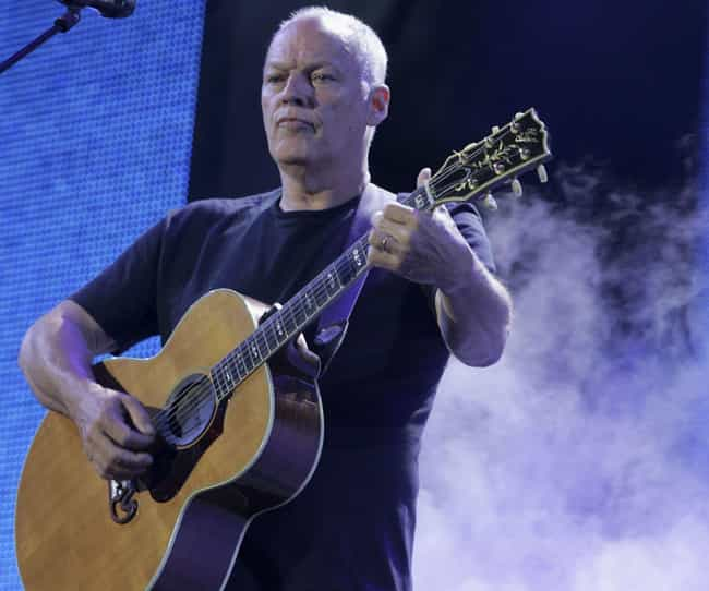 David Gilmour is listed (or ranked) 3 on the list The Greatest Rock Guitarists of the 1970s