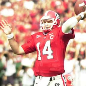David Greene is listed (or ranked) 14 on the list The Best University of Georgia Football Players of All Time