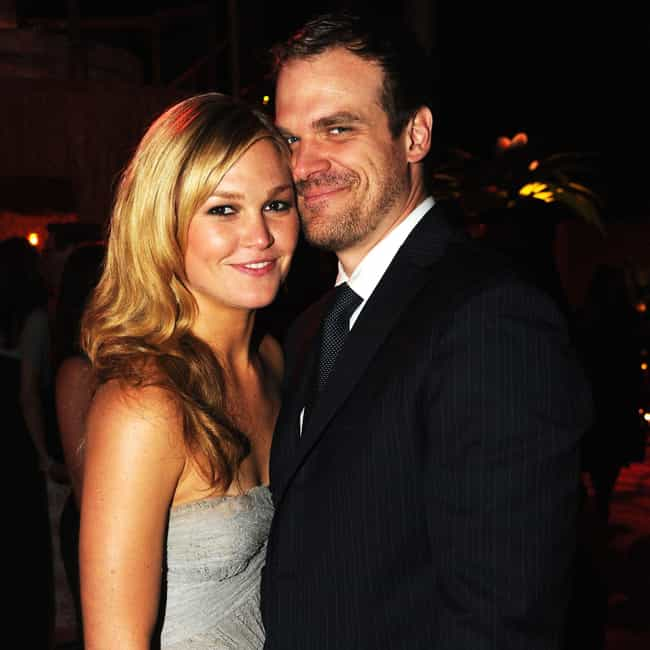 David Harbour is listed (or ranked) 2 on the list Julia Stiles Loves and Hookups