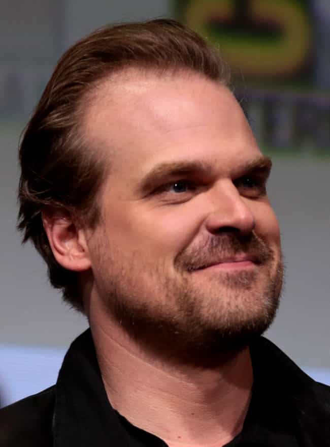 David Harbour is listed (or ranked) 1 on the list Celebrities Who Have Officiated Weddings