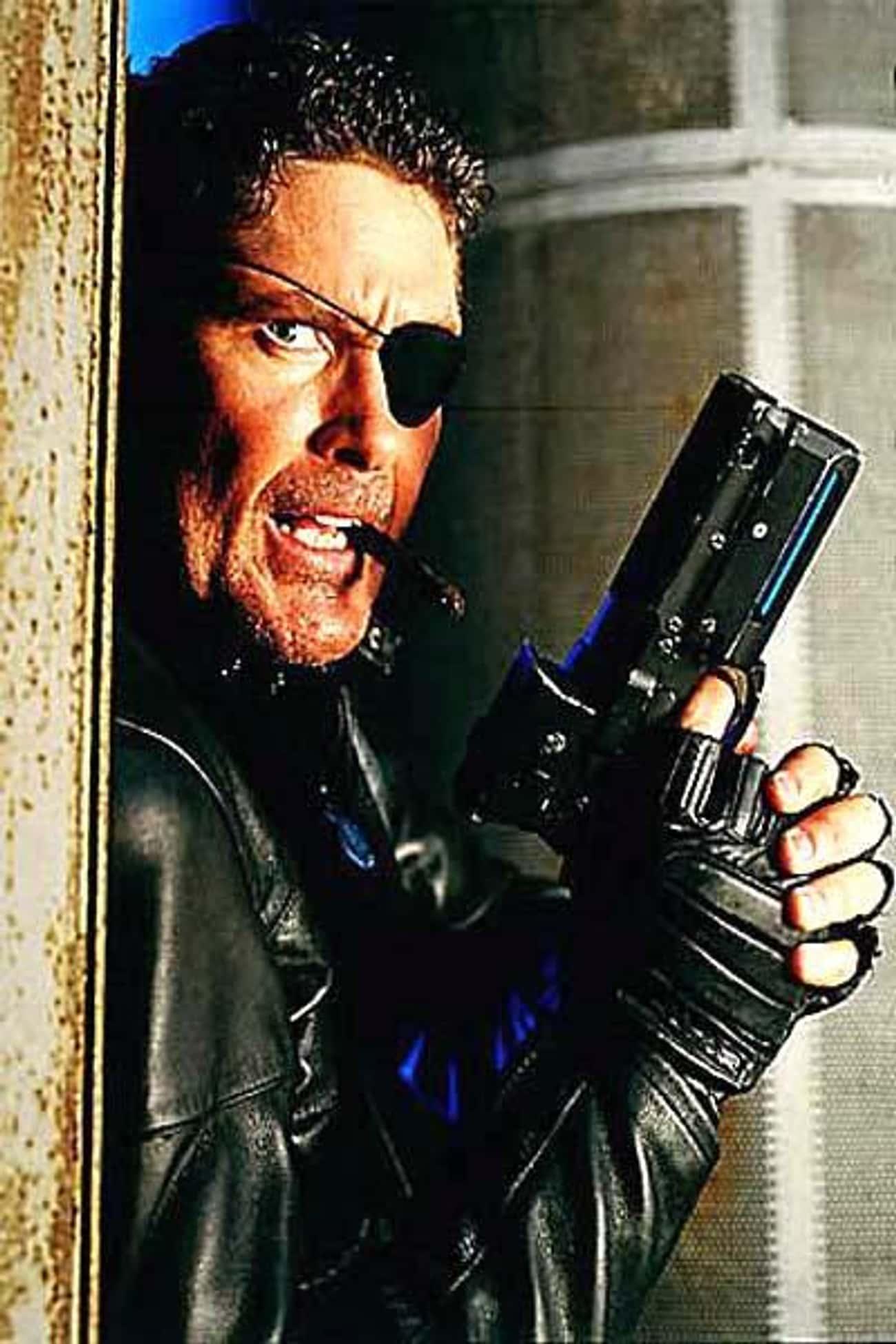 "David Hasselhoff in ""Nick Fury: Agent of S.H.I.E.L.D."""