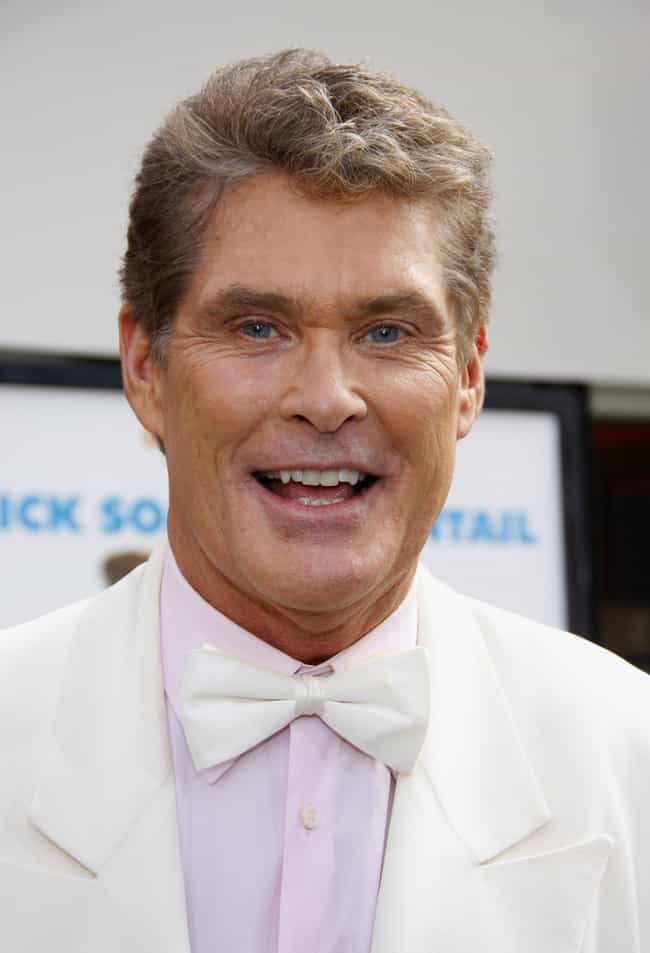 David Hasselhoff is listed (or ranked) 2 on the list 10 Celebrities Who Went to Passages Malibu Rehab