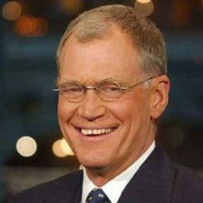 David Letterman is listed (or ranked) 7 on the list Famous People Named David or Dave