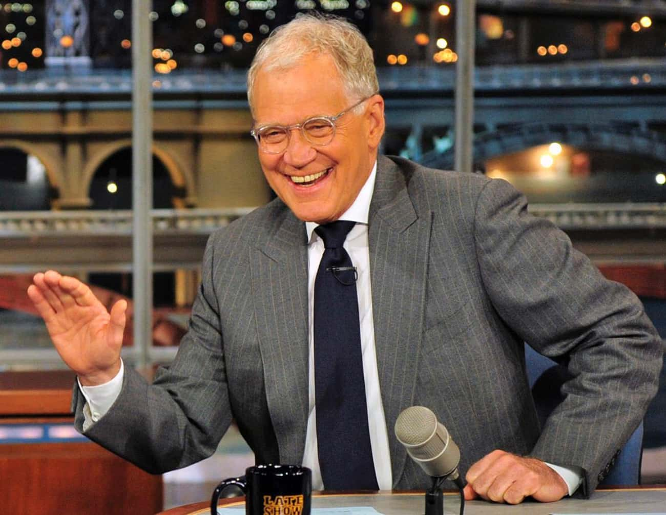 David Letterman is listed (or ranked) 2 on the list 29 Celebrities Who Were In Sigma Chi