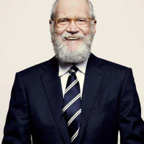 David Letterman is listed (or ranked) 1 on the list List of Famous Announcers