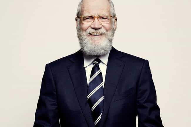 David Letterman is listed (or ranked) 4 on the list Famous Friends of Julia Roberts