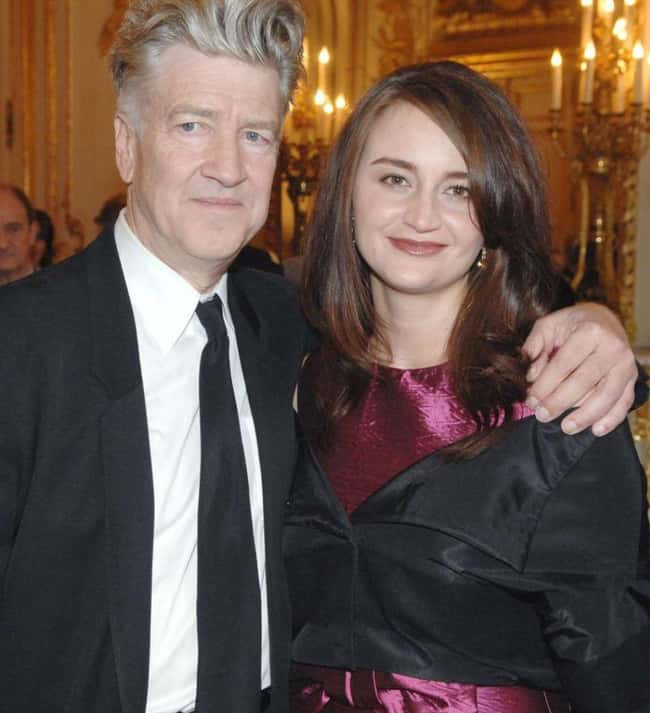 David Lynch is listed (or ranked) 12 on the list 48 Famous Couples with Huge Age Differences