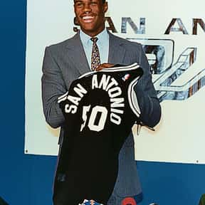 David Robinson is listed (or ranked) 8 on the list The Best No. 1 Overall NBA Draft Picks of All Time, Ranked