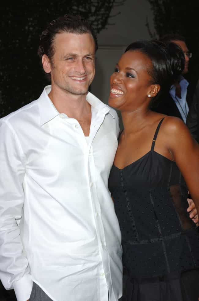 David Moscow is listed (or ranked) 4 on the list Every Man Kerry Washington Has Dated