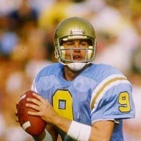 David Norrie is listed (or ranked) 22 on the list The Best UCLA Bruins Quarterbacks of All Time