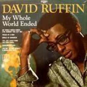 David Ruffin is listed (or ranked) 21 on the list The Greatest Motown Artists Of All-Time