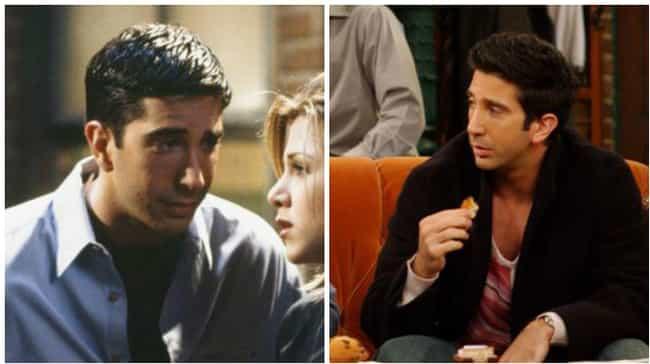 David Schwimmer is listed (or ranked) 6 on the list How the Cast of Friends Aged from the First to Last Season