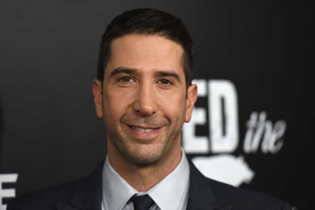 David Schwimmer is listed (or ranked) 4 on the list Television Actors Who Overact Way Too Hard