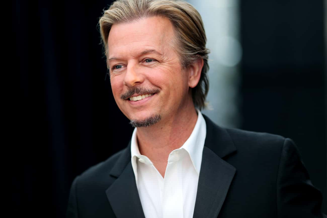 David Spade is listed (or ranked) 1 on the list Men Who Teri Hatcher Has Dated
