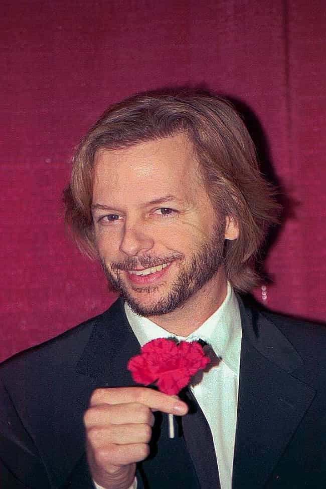 David Spade is listed (or ranked) 6 on the list Carmen Electra's Loves & Hookups