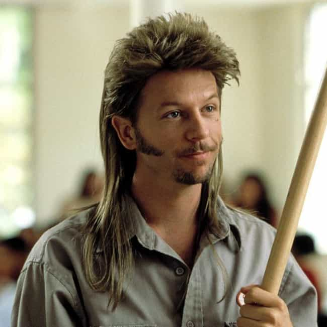 David Spade is listed (or ranked) 1 on the list The Most Epic Celebrity Mullets Ever. Ever.