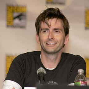 David Tennant is listed (or ranked) 12 on the list The Greatest British Actors of All Time