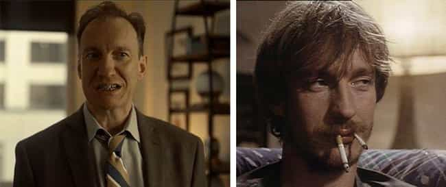 David Thewlis is listed (or ranked) 4 on the list 35 Times You've Seen the Actors from Fargo Before