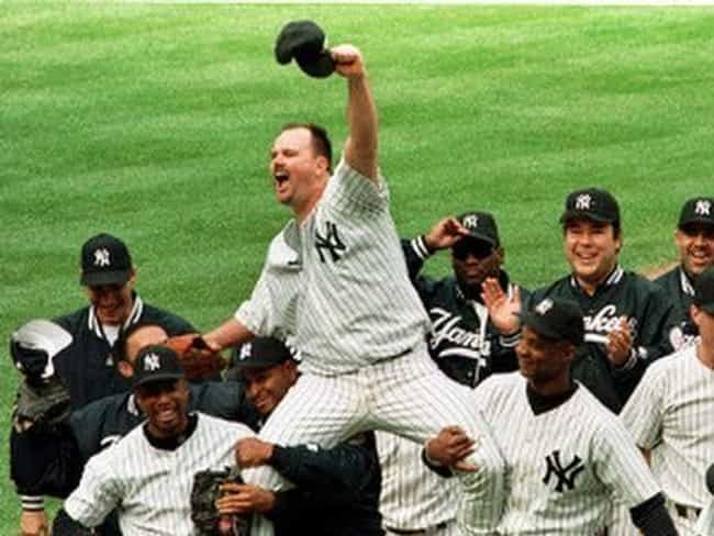 David Wells is listed (or ranked) 3 on the list Athletes Who Were on Drugs During Games
