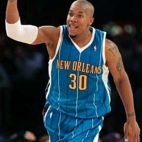 David West is listed (or ranked) 6 on the list The Best New Orleans Pelicans of All Time