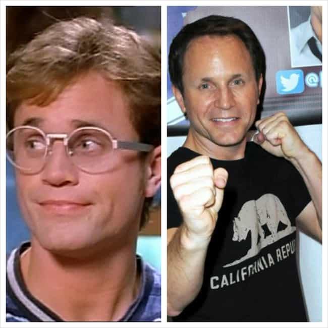 David Yost is listed (or ranked) 1 on the list Power Rangers Then & Now
