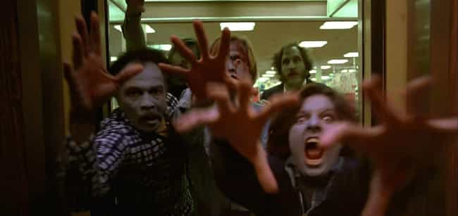 Dawn of the Dead is listed (or ranked) 4 on the list Which Zombie Apocalypse Do You Think You Could Survive?