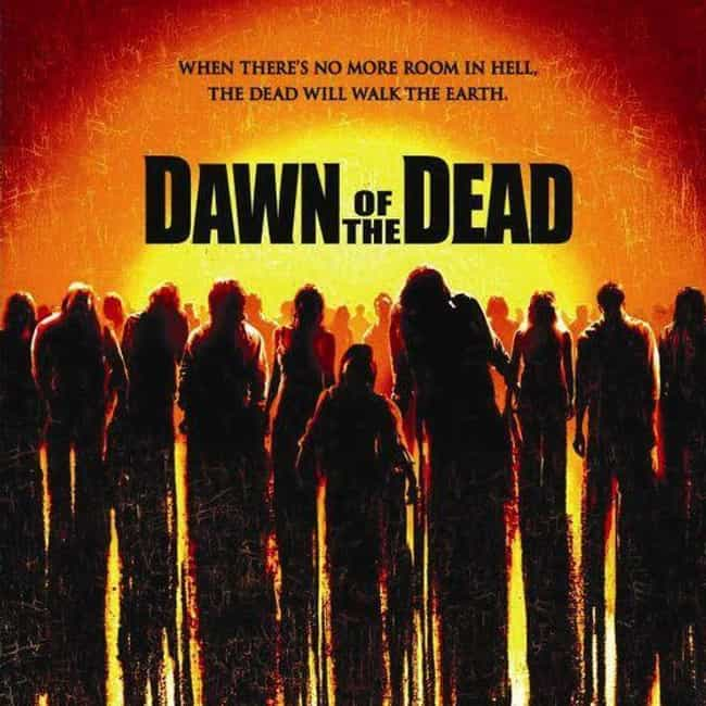 "Dawn of the Dead is listed (or ranked) 2 on the list Shows & Movies to Watch If You Love ""The Walking Dead"""