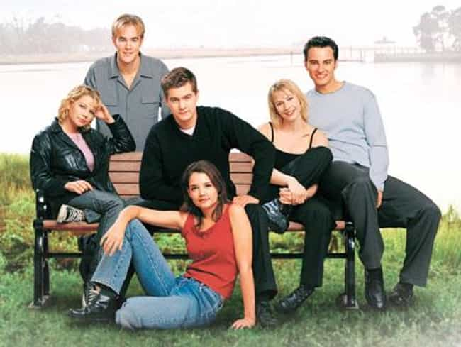 Dawson's Creek is listed (or ranked) 2 on the list The Best Kevin Williamson Shows and TV Series