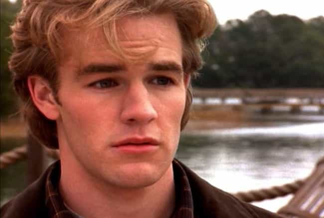 """Dawson Leery is listed (or ranked) 4 on the list TV """"Nice Guys"""" Who Are Horrible Human Beings In Disguise"""