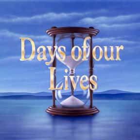 Days of Our Lives is listed (or ranked) 8 on the list The Best 70s Daytime Soap Operas