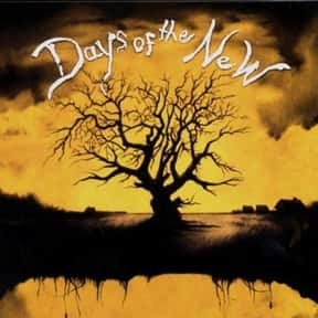 Days of the New is listed (or ranked) 22 on the list The Best Acoustic Rock Bands/Artists