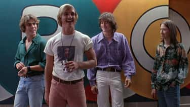 Dazed and Confused is listed (or ranked) 2 on the list What Is The Most Texas Movie Of All-Time?