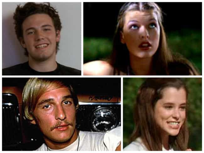 Dazed and Confused is listed (or ranked) 6 on the list The Sexiest Movie Casts from the 90s